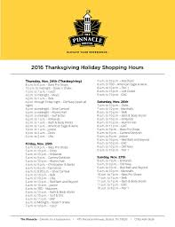 the retail development releases thanksgiving