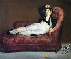 manet young woman reclining in spanish costume chapter 6