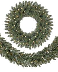 artificial wreaths garlands foliage balsam hill