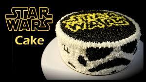 starwars cakes wars stormtrooper buttercream cake