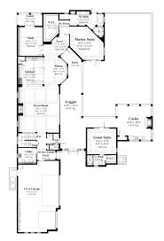 mediterranean floor plans with courtyard style house plans design