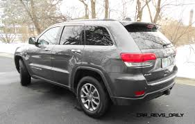 kia jeep 2015 road test review 2015 jeep grand cherokee limited 4x4 with ken