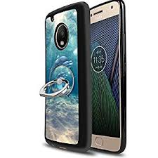 modern dolphin ring holder images Moto g5 plus case with ring holder stand underwater jpg