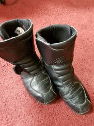short motorbike boots alpinestar short motorcycle boots size 9 in hamilton south