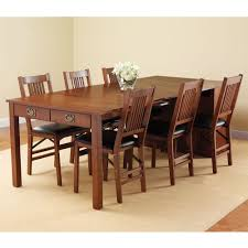 Space Saver Dining Set by Space Saver Dining Table With Leaves Round Expandable Dining