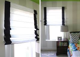 customizing off the shelf roman shades the homes i have made