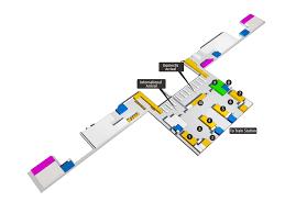 isi layout peta peta bandara lantai 1 kualanamu airport