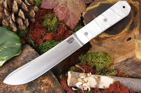 Bark River Kitchen Knives Mountain Man 5in