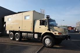 mercedes 6x6 bliss mobil expedition vehicle the freedom of independence