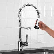 blanco meridian semi professional kitchen faucet blanco 440558 meridian kitchen faucet
