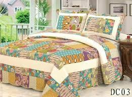 cotton patchwork quilts duvet cover set bedding set dd china