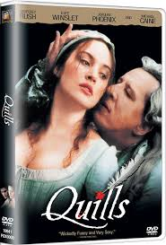 quills movie video amazon in buy quills dvd blu ray online at best prices in india