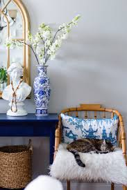 Ross Stores Home Decor Decorating With Blue And White Porcelain The Home I Create