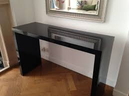 ikea console hack console tables ikea hack to make a home ikea console table behind