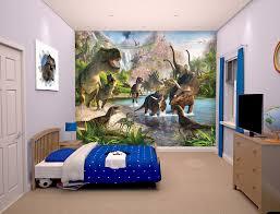 Kids Dinosaur Room Decor Astonishing Decoration Dinosaur Wall Mural Gorgeous Boys Room With