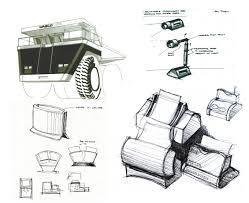 sketching by jay tinen at coroflot com