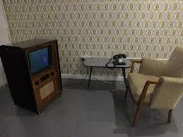 file leeds industrial museum living room 1950 tv and phone 7092