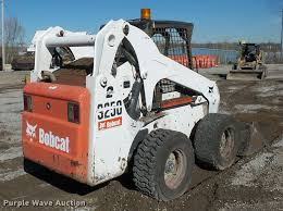 2009 bobcat s250 skid steer item l4707 sold may 11 cons