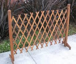 amazon com garden creations jb4710 extendable instant fence