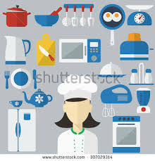 Kitchen Utensils And Tools by Kitchen Equipment Stock Images Royalty Free Images U0026 Vectors