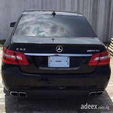 2012 mercedes e63 amg for sale best price 2012 mercedes e63 amg urgent sale in lagos sell