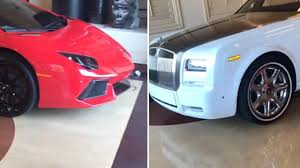 vs sports car video toy floyd mayweather insists he is a billionaire as boxing legend