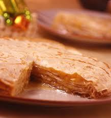 recette de cuisine gateau gâteau de crêpes à l ananas les meilleures recettes de cuisine d