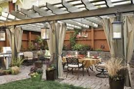 Garden Patio Lighting Exteriors Retty And Simple Open Patio Ideas With Nice Pergola