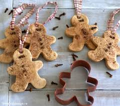 gingerbread ornaments gingerbread salt dough ornaments