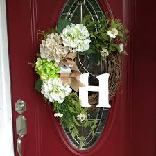 Wreath For Front Door Wreath Letters For Front Door U2013 Home Decoration Ideas Pretty