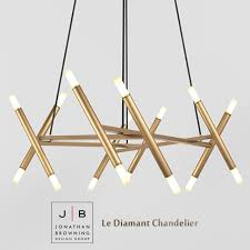 Jonathan Browning Lighting 3d Models Ceiling Light Chandelier And Sconces Jonathan