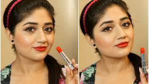 tutorial lipstik revlon revlon ultra hd lipstick review corallista youtube