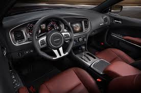 inside of dodge charger dodge celebrates 100 years with charger challenger special