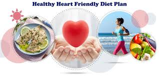 healthy heart diet plan for weight loss india