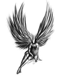 the 25 best angels tattoo ideas on pinterest black and grey