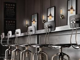 home decor industrial looking lighting bathtub and shower combo