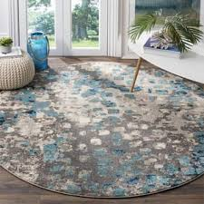 Overstock Rugs Round Blue Round Oval U0026 Square Area Rugs Shop The Best Deals For Nov