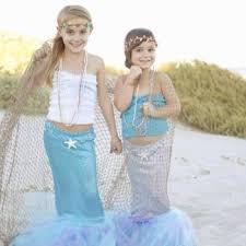 Mermaid Halloween Costumes Kids 10 Minute Halloween Costumes Kids