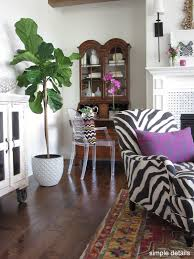 One Room Challenge Simple Details One Room Challenge Eclectic Great Room Reveal