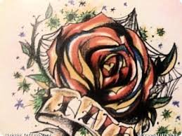 traditional rose tattoo artists org