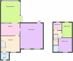 single storey semi detached house floor plan house plan inspirational single storey semi detached house floor
