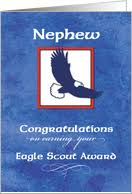 cards for eagle scout congratulations eagle scout congratulations cards for nephew from greeting card