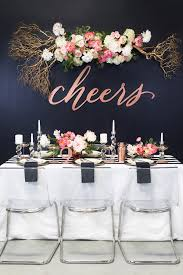Classy New Years Eve Decorations by New Years Eve Table Decorations Festive New Year U0027s Dinner Party