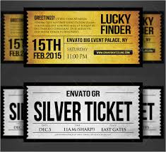 ticket template free download 26 images of golden ticket template word infovia net