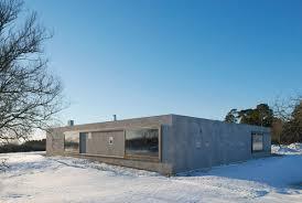 Atrium House by Tham U0026 Videgård Atrium House Gotland 2 A F A S I A
