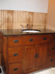 Mission Style Bathroom Vanity by New Vanity Mission Style For The Home Pinterest Vanities