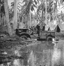battle of guadalcanal photos show grueling second world war
