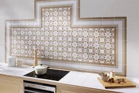 carrelage lapeyre cuisine les carreaux de ciment inspirent la déco décorer les murs