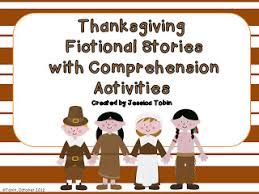savvy in second product review thanksgiving comprehension activities