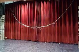 Austrian Shades Ready Made by Ring Down The Curtain Custom Curtains Blog